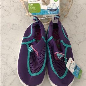 Speedo Tyler girls water shoes.